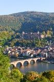 Heidelberg, Niemcy obraz royalty free
