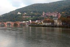 Heidelberg, Niemcy Zdjęcie Royalty Free