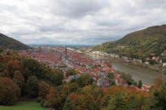 Heidelberg, Niemcy Fotografia Royalty Free