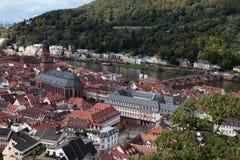 Heidelberg, Niemcy Fotografia Stock