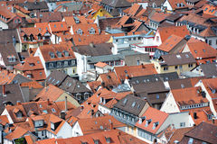 Heidelberg old town(Alstadt) Royalty Free Stock Photos