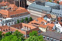 Heidelberg old town(Alstadt) Stock Photos