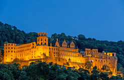 Heidelberg Palace Royalty Free Stock Images