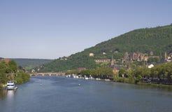 Heidelberg Panorama Stock Photography