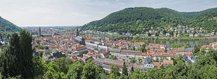 Heidelberg royalty free stock photos