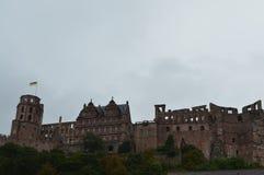 Heidelberg Schloss images libres de droits