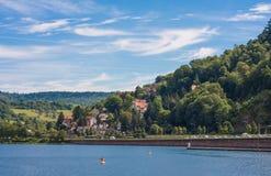 Heidelberg-Schloss Stockbilder