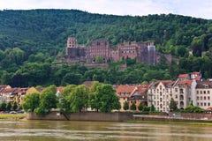 Heidelberg stad Arkivbilder