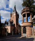 Heidelberg-Stadt, Deutschland lizenzfreie stockfotos