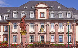 Heidelberg Town Hall Stock Photos
