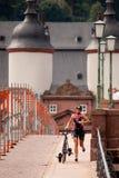 Heidelberg Triathlon Royalty Free Stock Image