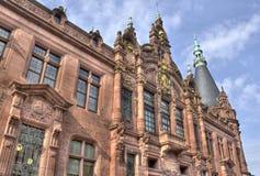 Heidelberg-Universität, Deutschland Lizenzfreie Stockfotografie
