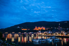 Heidelberg Royalty Free Stock Photography