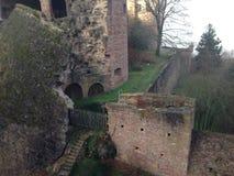 Heidelberger Schloss Fotografía de archivo