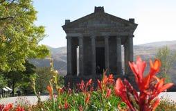 Heidense tempel Stock Afbeeldingen