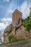 Heathen  Tower, Nuremberg, Germany Royalty Free Stock Photos
