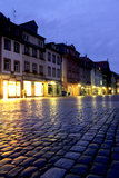 Heiderlberg Old Town- Germany Royalty Free Stock Image