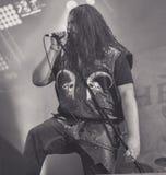 Heidevolk folk metal band live in concert 2016 Royalty Free Stock Photo