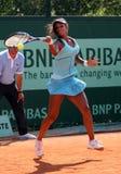 Heidi Gr TABAKH (KAN) in Roland Garros 2011 Royalty-vrije Stock Foto's