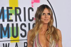 Heidi Klum Royalty Free Stock Image