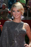 Heidi Klum. Arriving at the Primetime Emmys at the Nokia Theater in Los Angeles, CA on September 21, 2008 Royalty Free Stock Photos