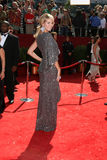 Heidi Klum. Arriving at the Primetime Emmys at the Nokia Theater in Los Angeles, CA on September 21, 2008 Royalty Free Stock Photography
