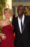 Heidi Klum, Seal Royalty Free Stock Photos