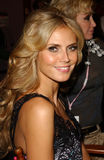 Heidi Klum, Victoria's Secret Stock Photo