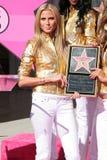 Victoria's Secret,Heidi Klum Royalty Free Stock Images