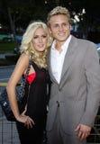 Heidi Montag e Spencer Pratt fotografia stock libera da diritti