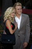 Heidi Montag e Spencer Pratt fotografie stock libere da diritti