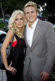 Heidi Montag e Spencer Pratt Fotos de Stock Royalty Free
