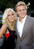 Heidi Montag e Spencer Pratt Fotografia de Stock Royalty Free