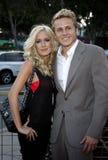 Heidi Montag e Spencer Pratt Imagens de Stock