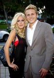 Heidi Montag e Spencer Pratt imagens de stock royalty free