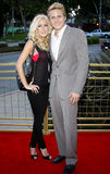 Heidi Montag e Spencer Pratt Immagine Stock