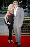 Heidi Montag och Spencer Pratt Fotografering för Bildbyråer