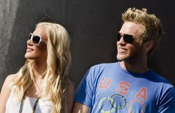 Heidi Montag Spencer Pratt Royalty Free Stock Image