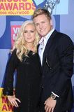 Heidi Montag,Spencer Pratt Royalty Free Stock Photo