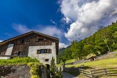 Heididorf, Suíça Imagens de Stock