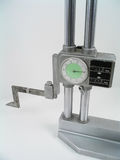 Height gage Stock Photo