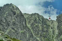 Height Tatras Royalty Free Stock Photography