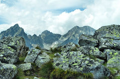 Height Tatras Royalty Free Stock Image