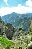 Height Tatras Stock Photos