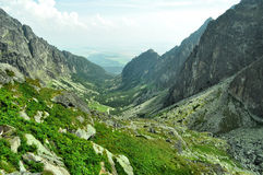 Height Tatras Stock Images