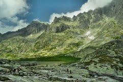 Height Tatras Stock Photography