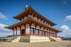 Heijo Palace Royalty Free Stock Image