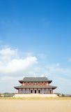 Heijo Palace in Nara Stock Photo