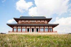 Heijo Palace in Nara, Japan Stock Photo