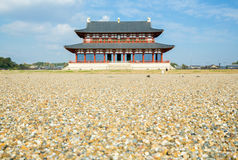 Heijo Palace Nara Japan Stock Images